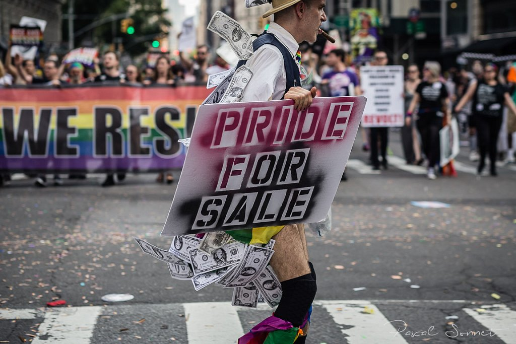 Series : March, Parade and Pride