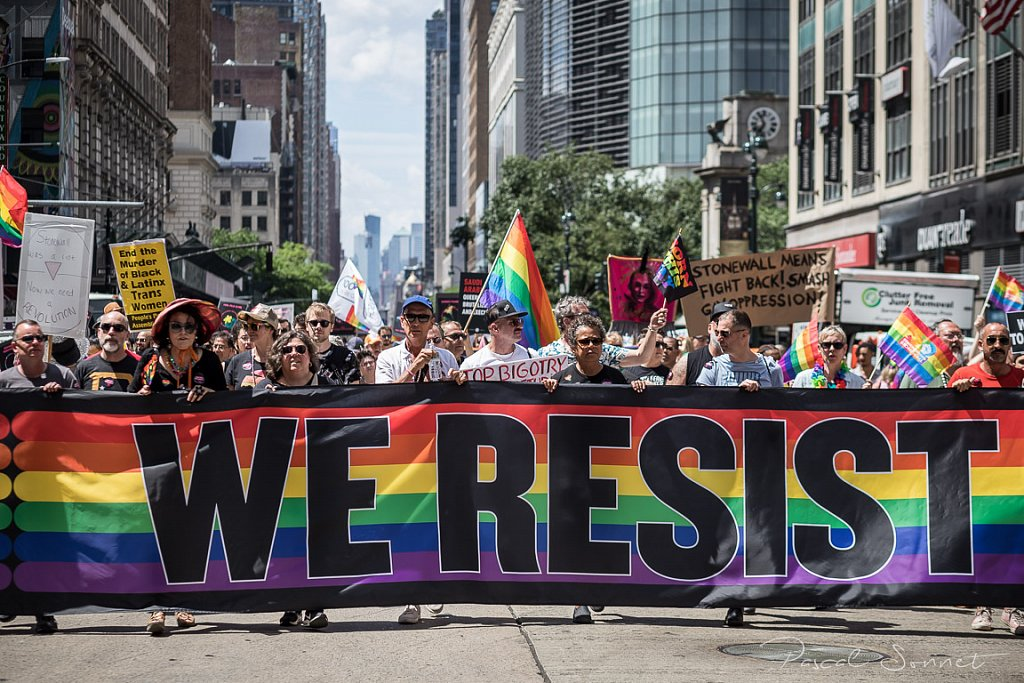 USA - Queer Liberation March, NYC